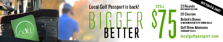 Local Golf Passport