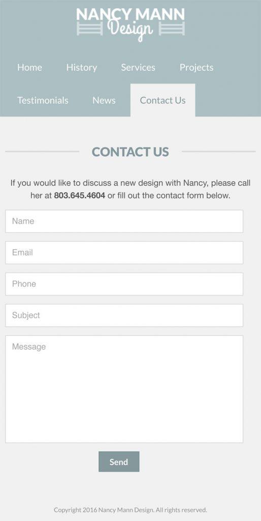 Nancy Mann Design