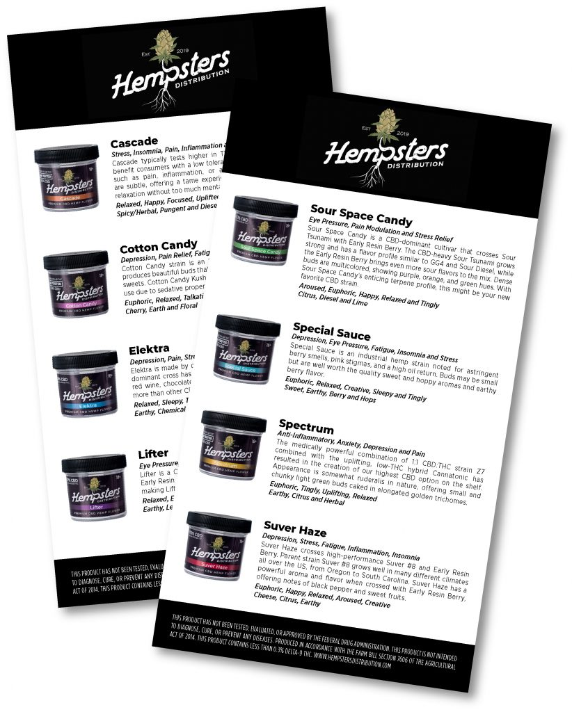 Hempsters Distribution